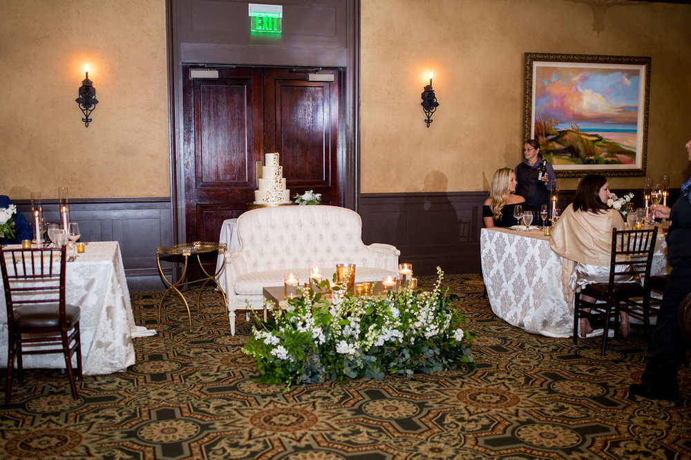 Bluegrass Chic - Sweetheart table