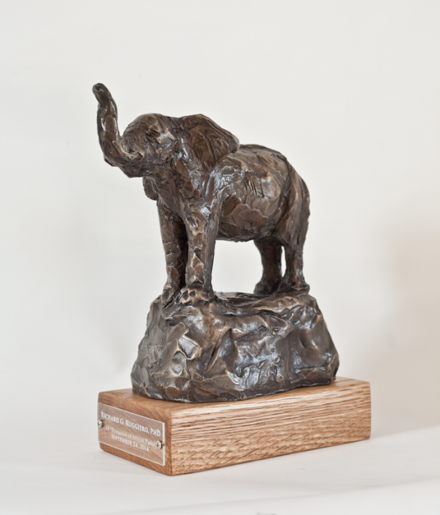 Elephant Award Sculpture
