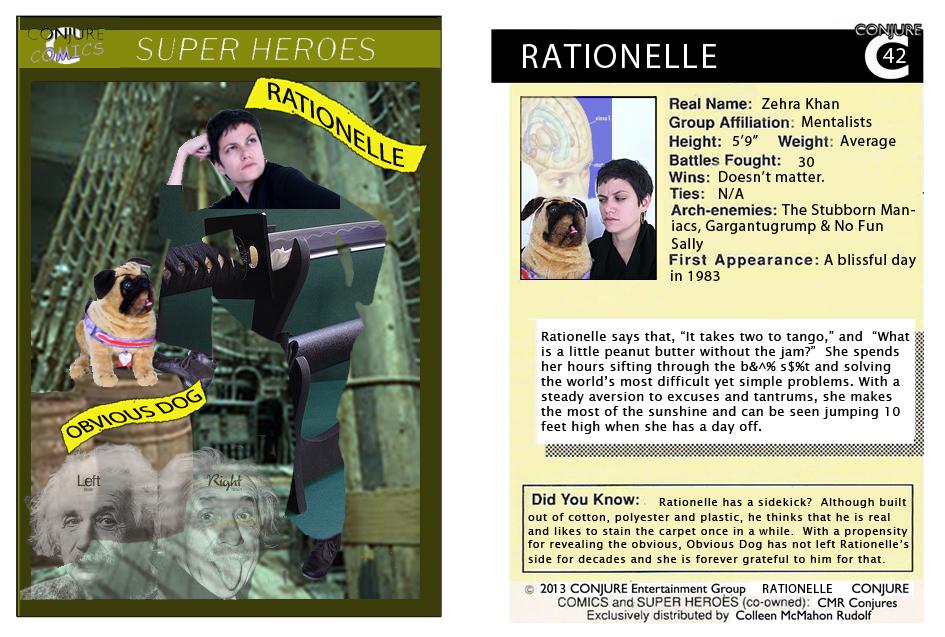 Conjure Comic Rationelle