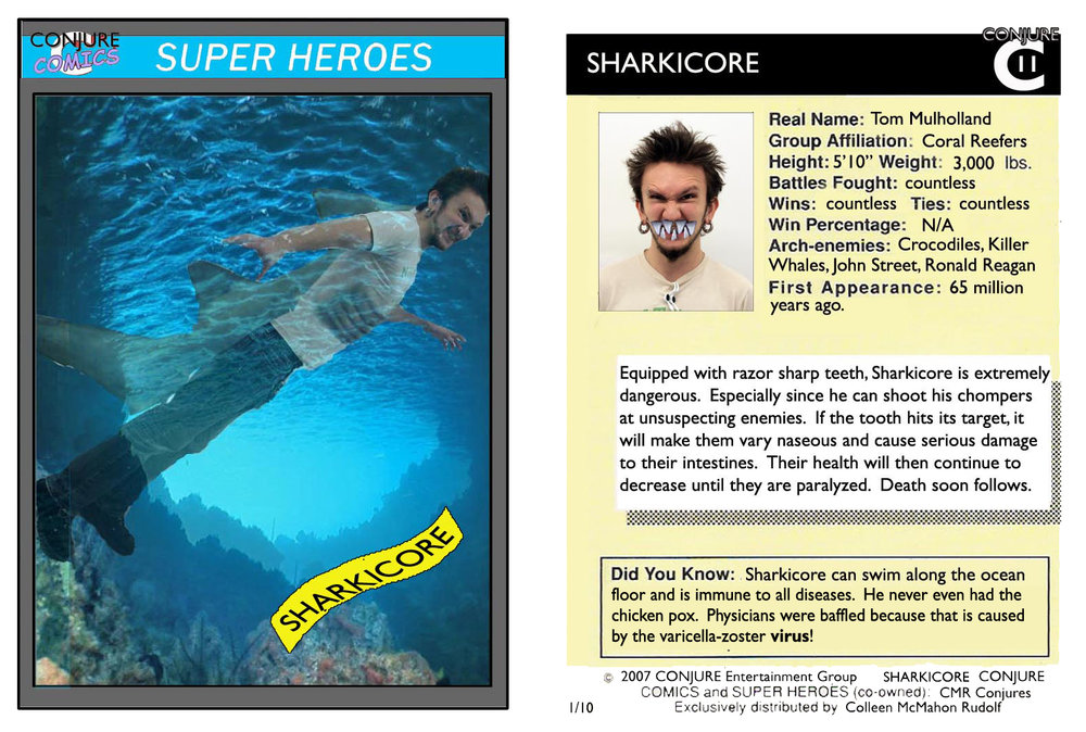 Sharkicore