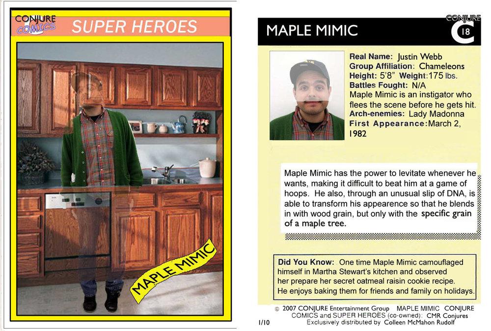 Maple Mimic