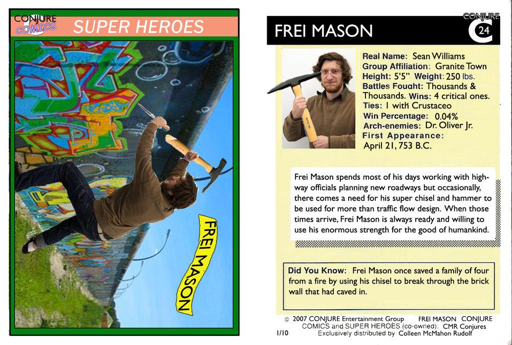 Frei Mason