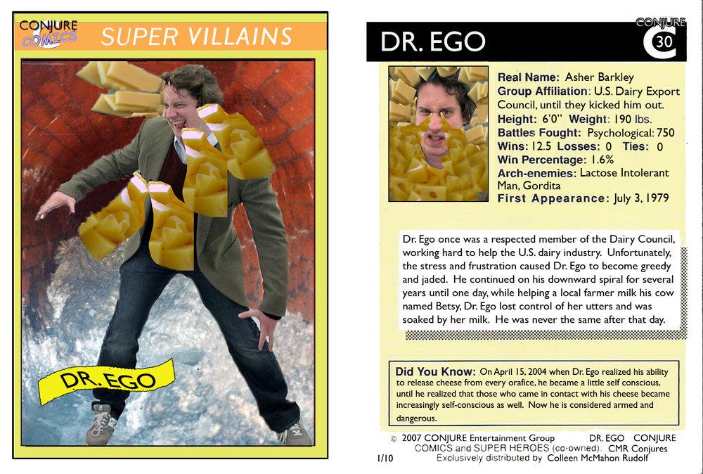 Dr. Ego