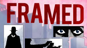 Framed - as Narrative Designer
