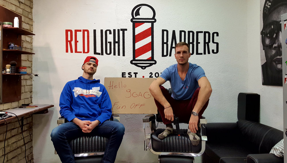 Red Light Barbers