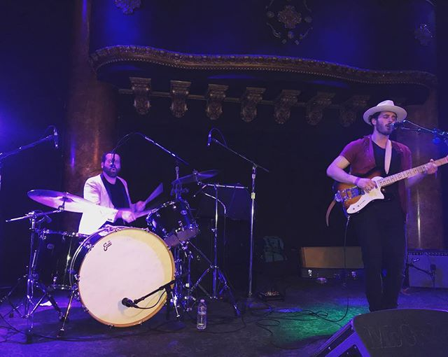 Still losing it from Friday's show @greatamericanmusichall. @marmaladiez were dope and inspiring and @the_ha_band kept that boogie going. Thanks @goldenvoice for making this happen and thank you all for coming out and supporting #TMD!