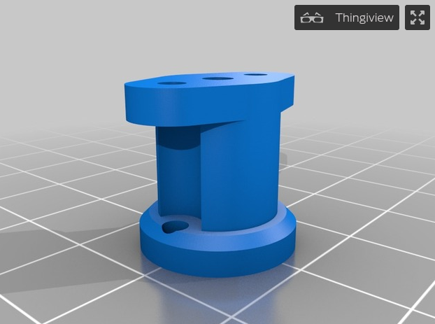 E3D Titan Adapter for Mosquito