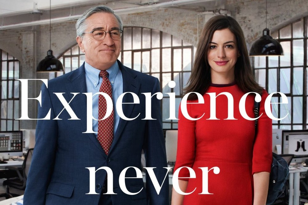 film review: 'the intern,' dir. nancy meyers - September, 2015