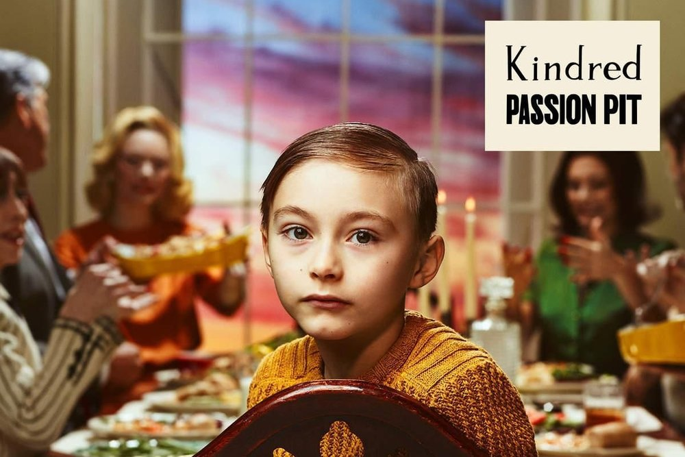 album review: 'kindred,' passion pit - April, 2015