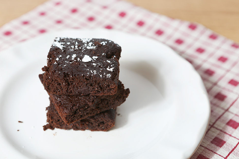 Collegi-ATE: Mocha Brownies - November, 2014