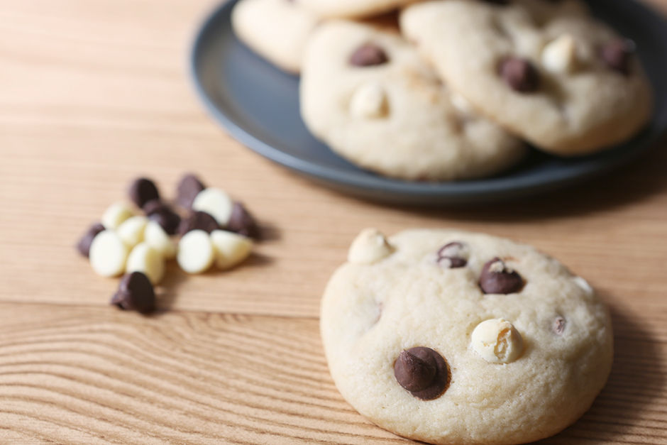 Collegi-ATE: Chocolate Chip Cookies - November, 2014