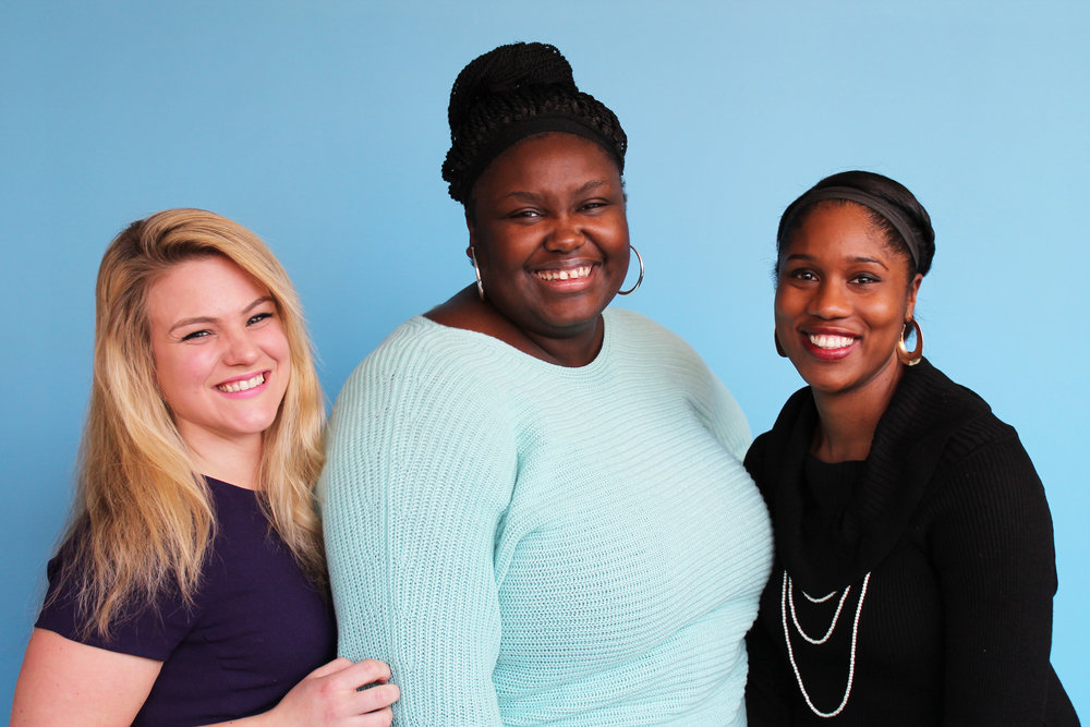 "A profile on  NPR Development 's Donor Relations Team for the ""Faces of NPR"" series.  Photo: Hugo Rojo/NPR"