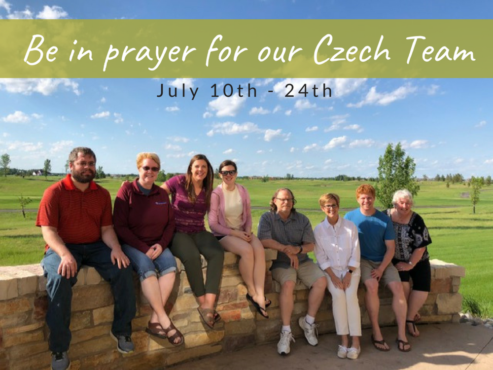 Be in prayer for our Czech Team.png