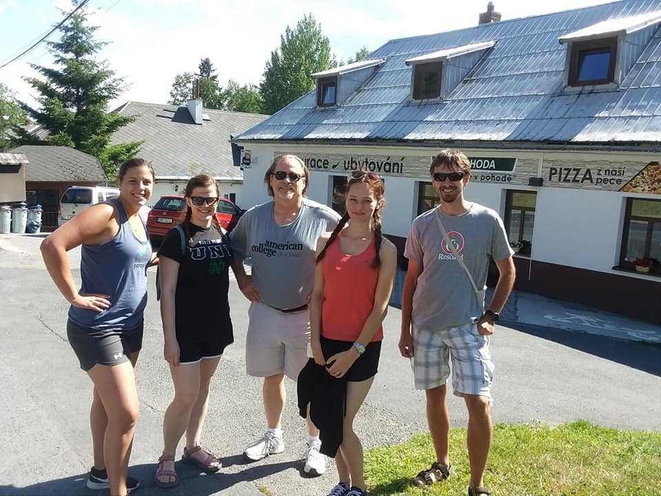 Czech English Camp 2018