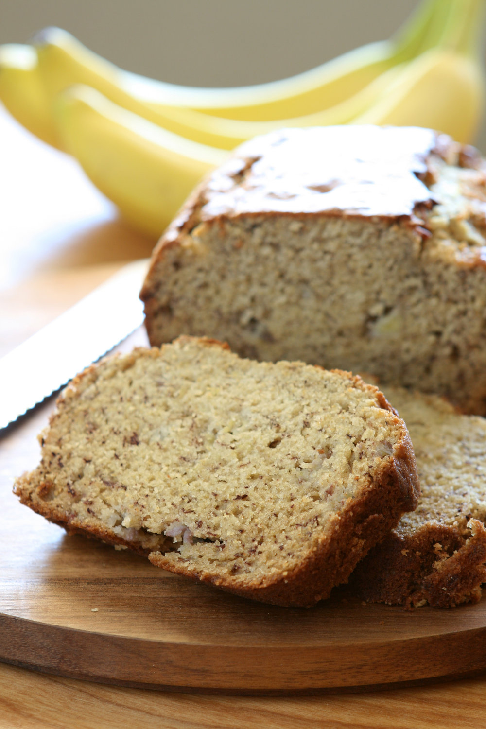 Energy Building Banana Bread