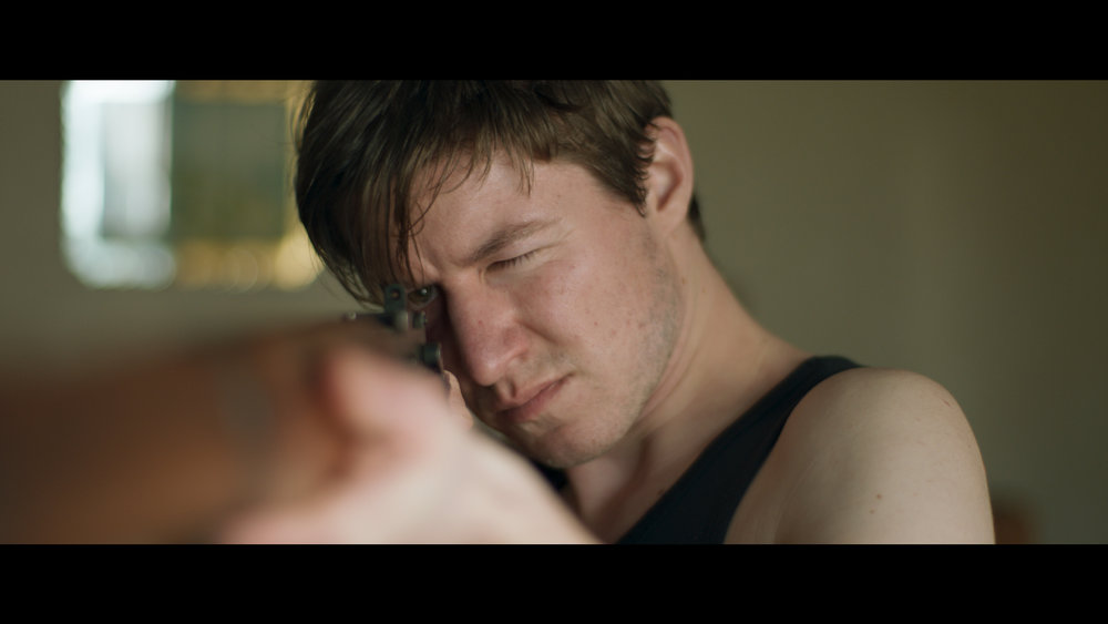 Kieran Charnock is RICHEY in  No Shame  (2018)