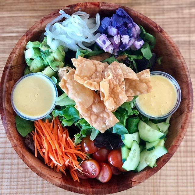NEW MENU ITEM ALERT - Introducing our new SOA Salad🥗