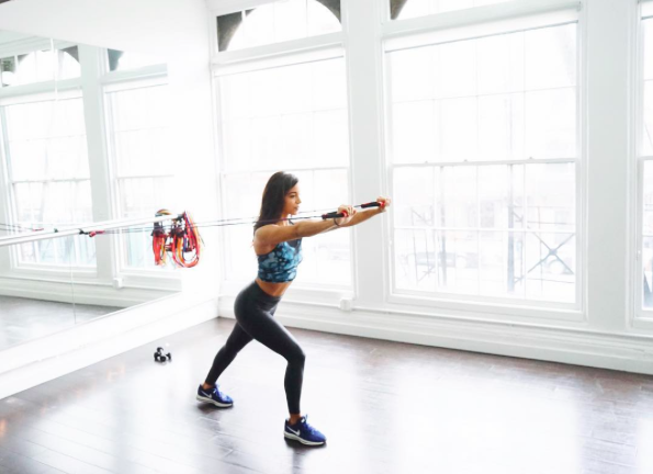 10 Fitness Classes You Have To Check Out In New York - Image credit: @modelfit