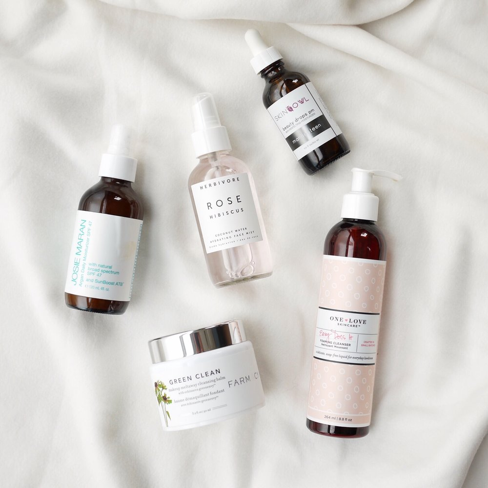 5 Clean Beauty Products I Can't Live Without -