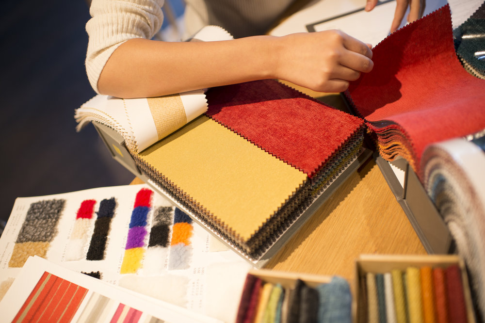 Recommended resources for apparel development -
