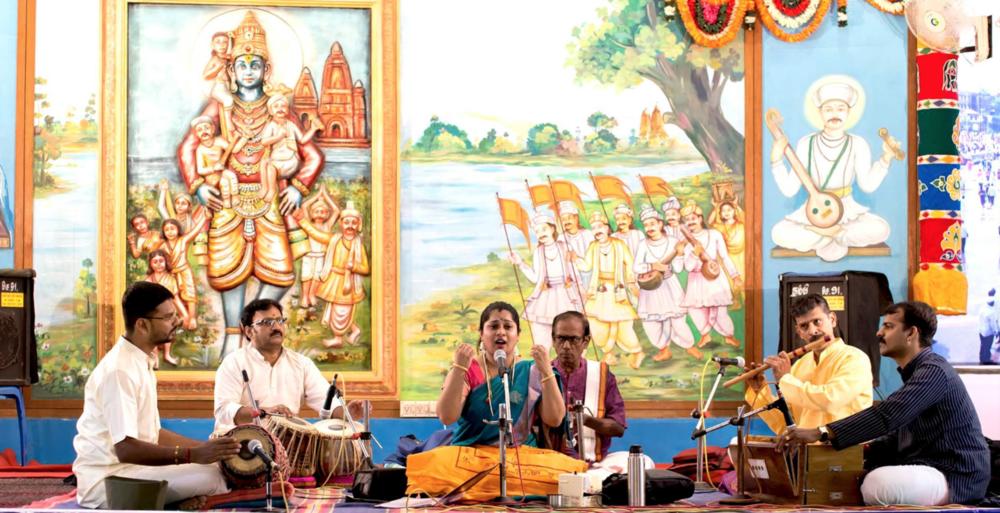 Abhilasha Chellam Carnatic Music - Mumbai, India