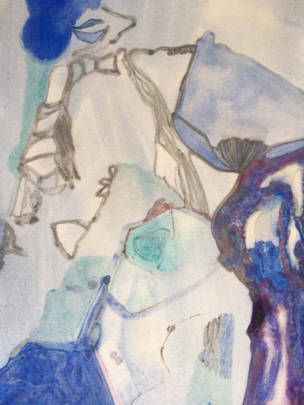 Graeme Hildebrand Art Prize for Young Contemporary Artists - 12 - 29 October 2017Red Gallery, Melbourne<<Seeping Through ,Watercolour on Paper2017297 x 420mmThis work on paper has been selected for the finalist exhibition.