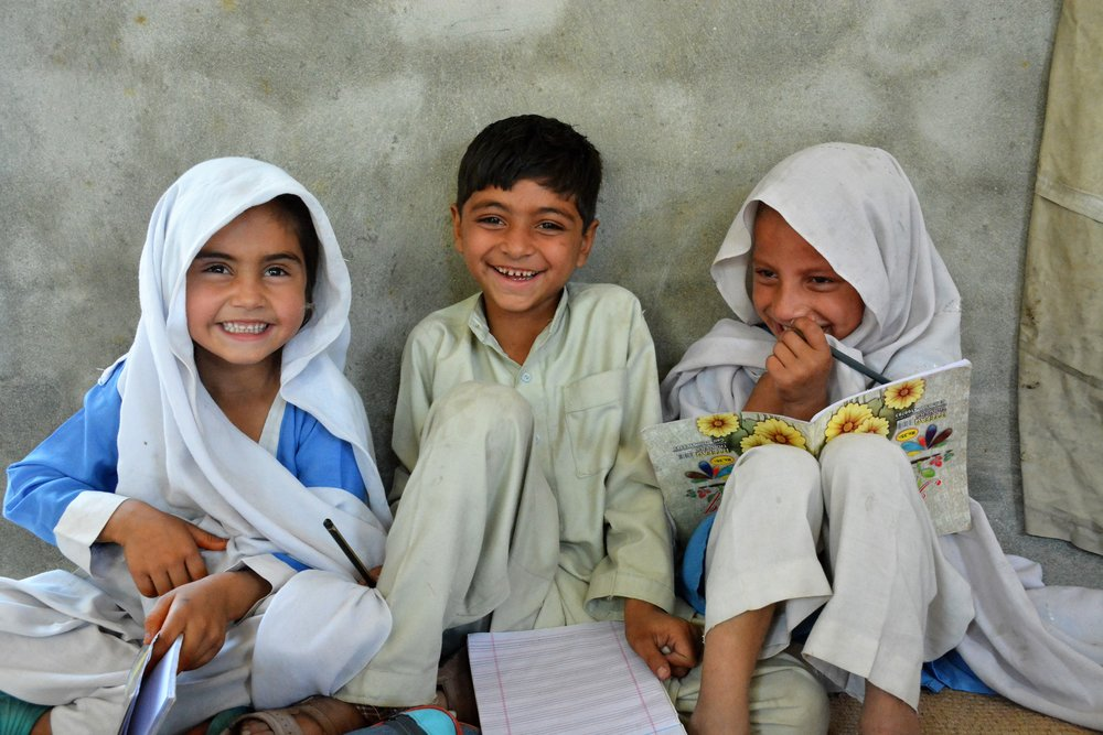 - 450+ improved schoolS in pakistan