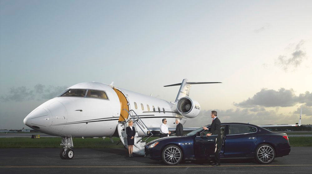 PRIVATE AIR CHARTERS -