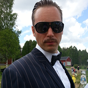 Mathias Gabrielsson - Strateg070 511 69 09