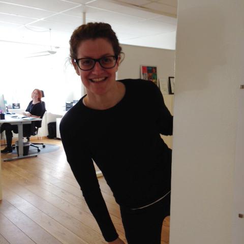 Annelie Jönsson - StrategTjänstledig