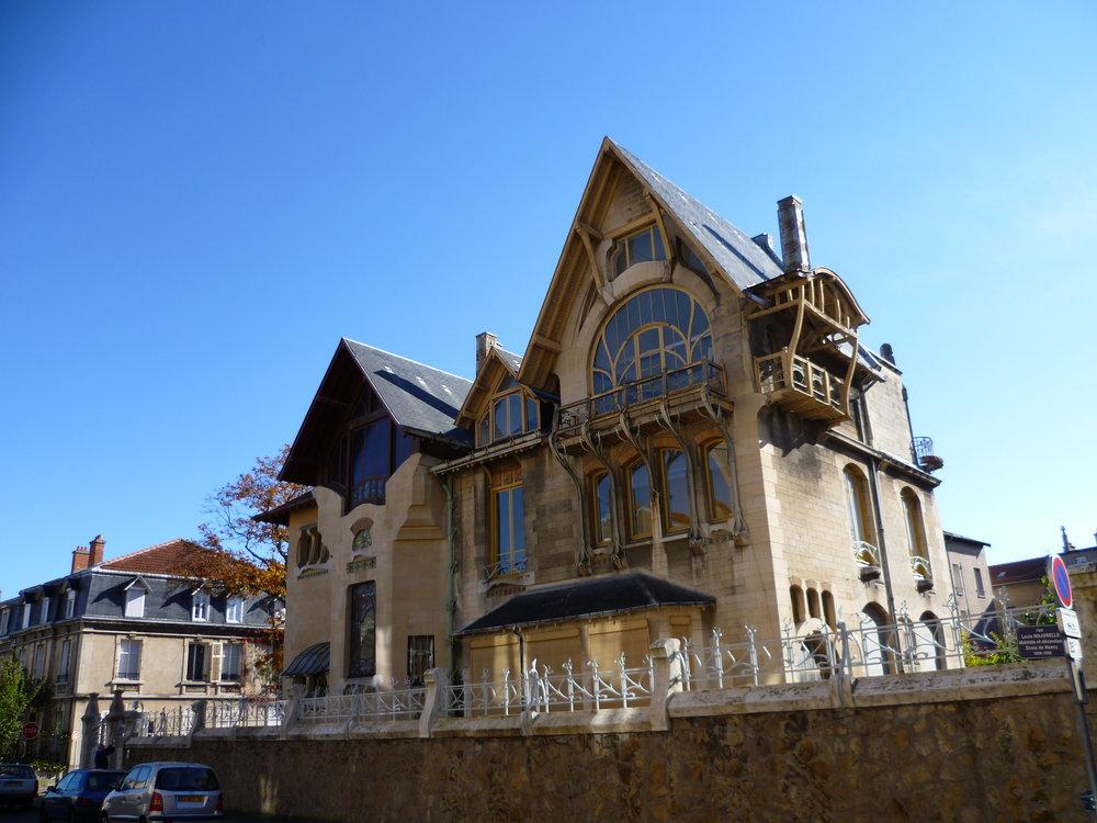La Villa Majorelle