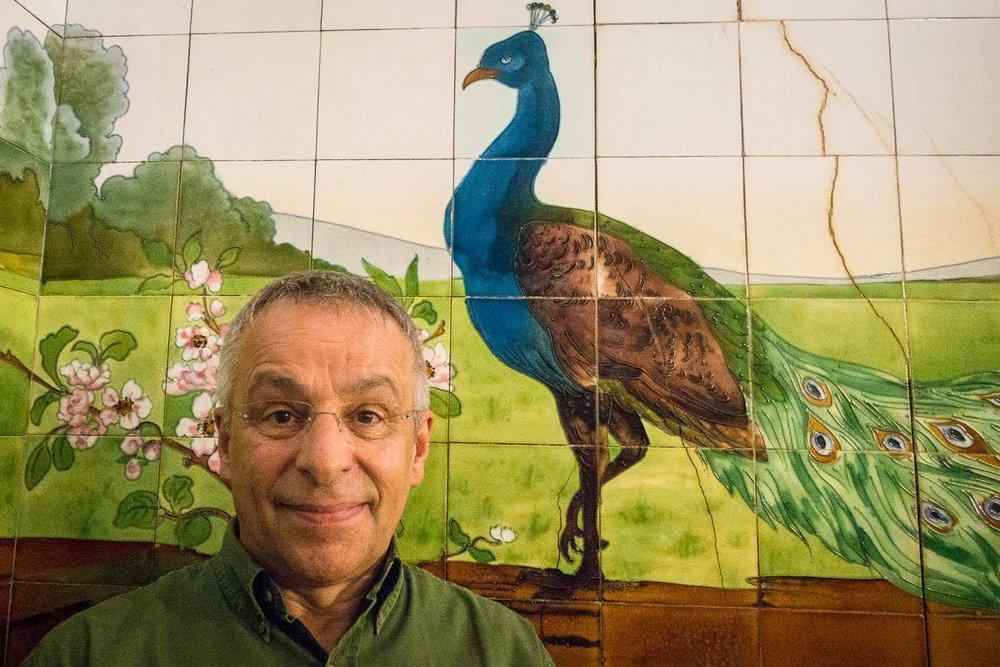 Gérard Mermet, producteur de l'émission Les Dicodeurs sur la RTS