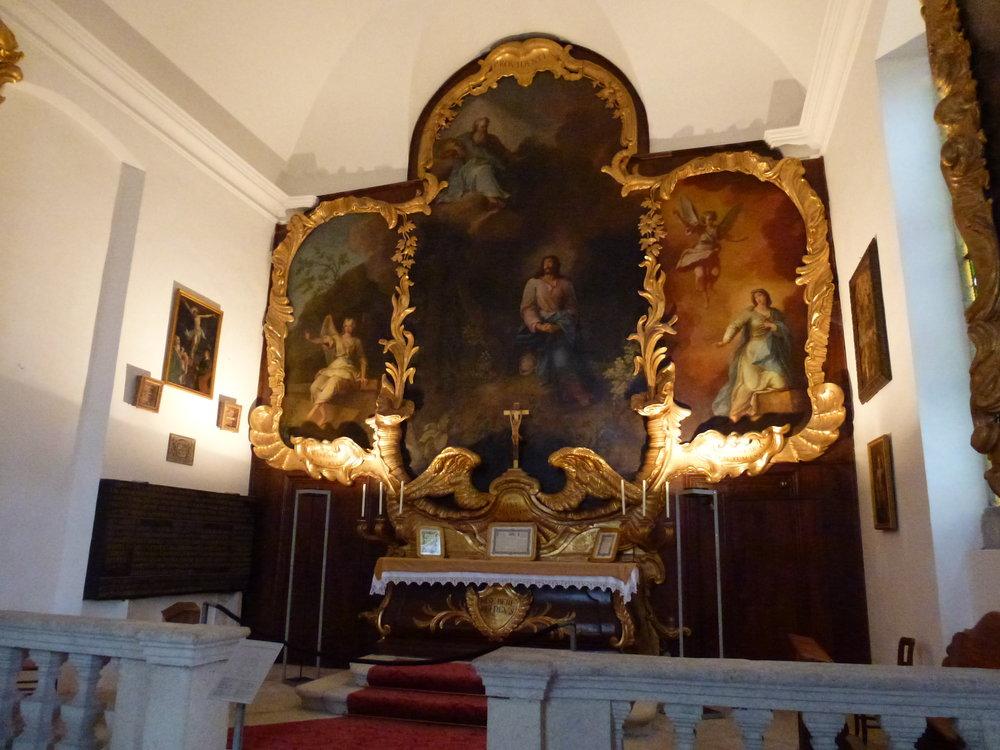 Eglise Saint-Michel, à Waldegg