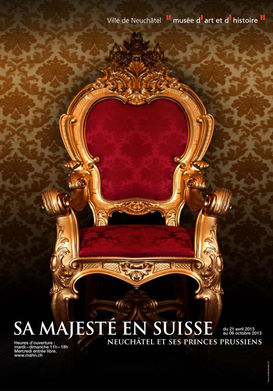 Affiche de l'exposition, visible du 21 avril au 6 octobre 2013 au MahN