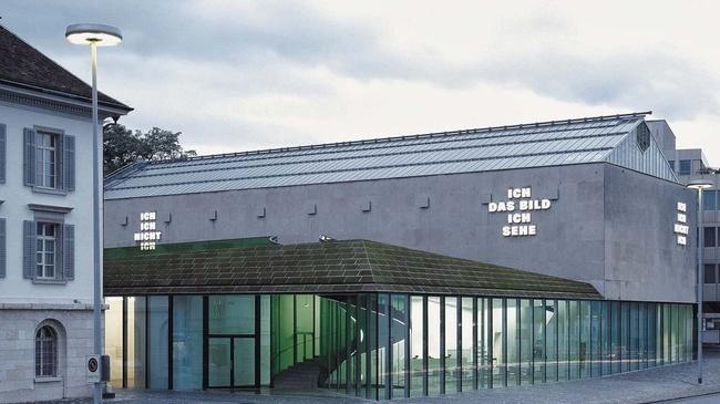 Le Kunstmuseum, dont on doit l'agrandissement aux architectes Herzog & de Meuron