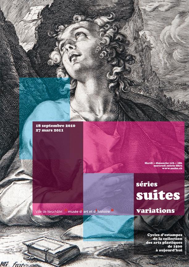 Affiche de l'exposition, visible du 18 septembre 2010 au 27 mars 2011
