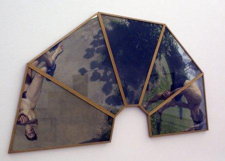 Denis De Rudder,  Dorsale , 1991