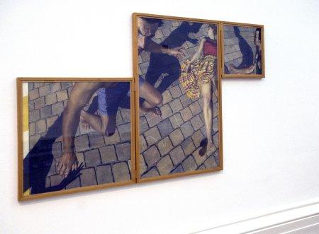 Denis De Rudder  La marelle , 1991