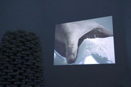 vidéo de Laure Belkhiri  Motif d'échange , 2007-08