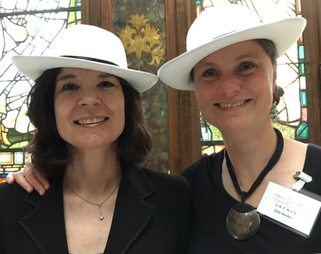 Chantal Lafontant Vallotton et Julie Rieder