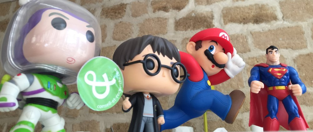 C&R Superheros