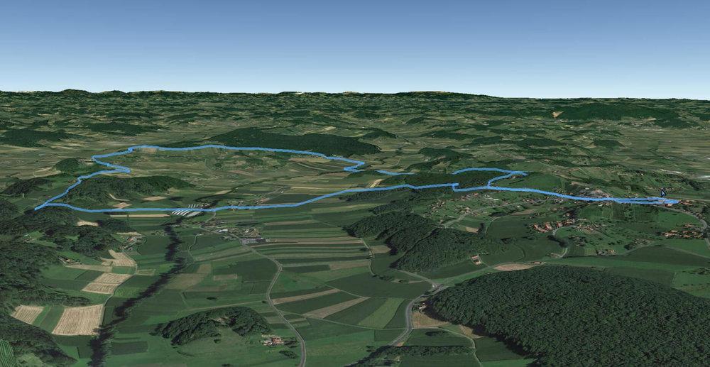 Lebenskraftweg 3D Ansicht 4