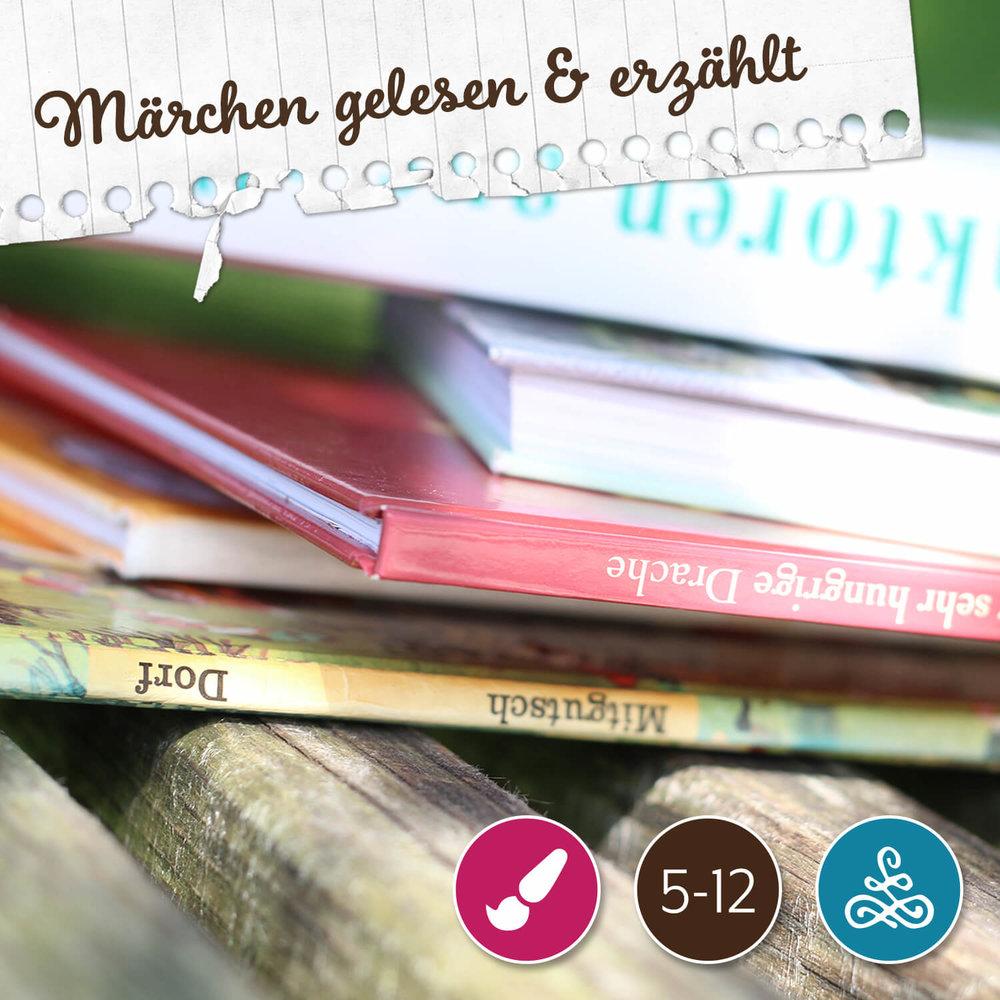 Märchen gelesen & erzählt