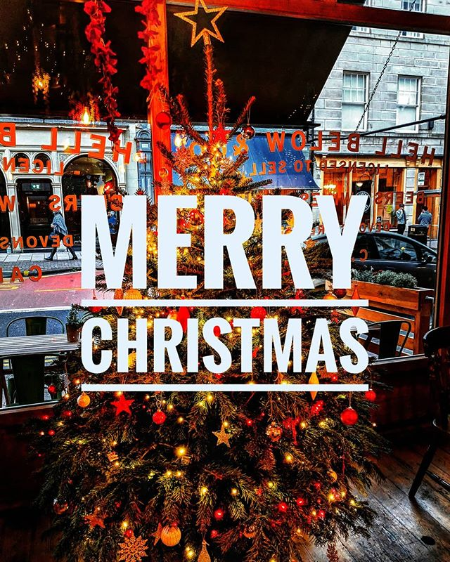 Merry Christmas to all our customers & staff!  Thanks for an amazing year ❤️🍸🎁🎅