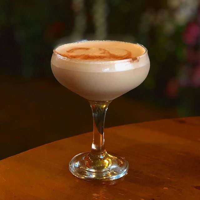 🍸C O C K T A I L O F T H E W E E K 🍸 🐍 Black Mamba Martini 🐍 This weeks cocktail is at first very smooth and creamy but then you get a warming, boozy, coffee kick. Kraken Black Spiced rum, Mr. Blacks coffee liqueur and Amarillo African Cream and Marula fruit liqueur, shaken with milk and served short.  #cocktailoftheweek #operationblackmamba #amarula #mrblacks #krakenrum #mixology #blackmamba #cocktail #boozy #carlisle