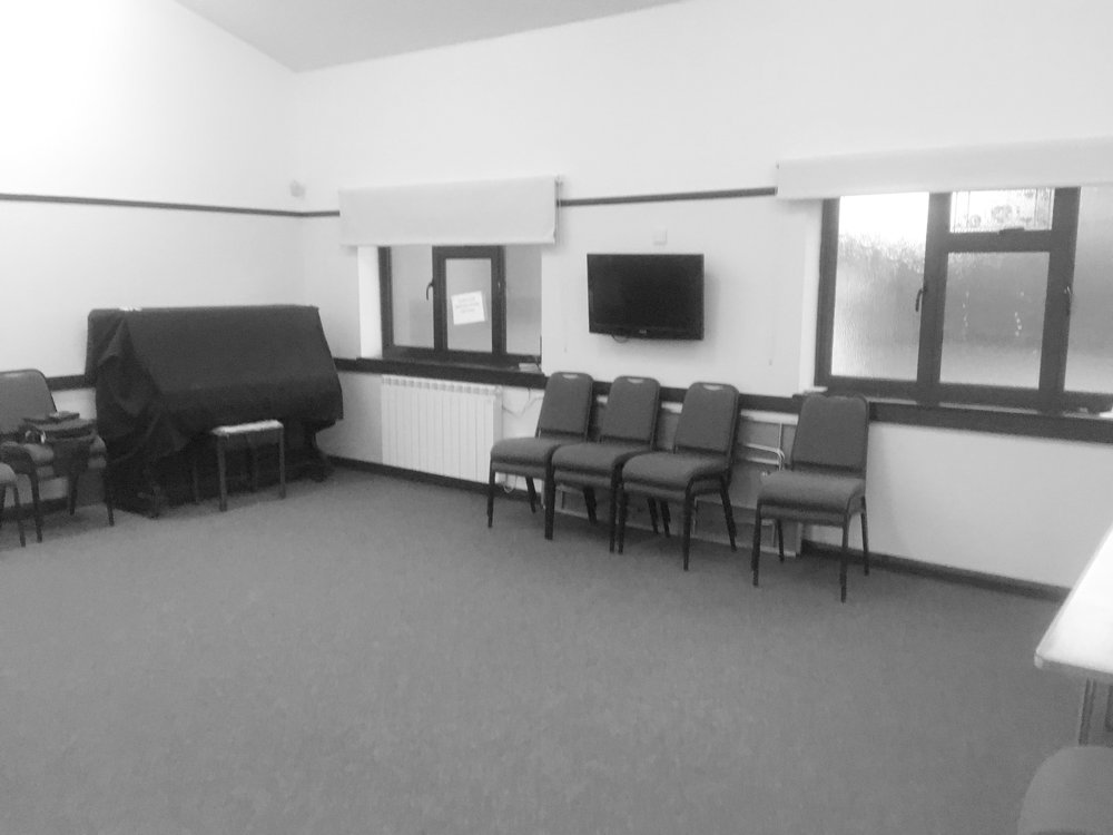 Meeting Room 1 -
