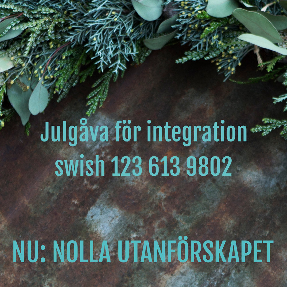 Din gåva gör stor nytta!   500 kr räcker till ungdomsbiljett i 90 dagar i Stockholm, 60 dagar i Malmö och 30 dagar i Göteborg.