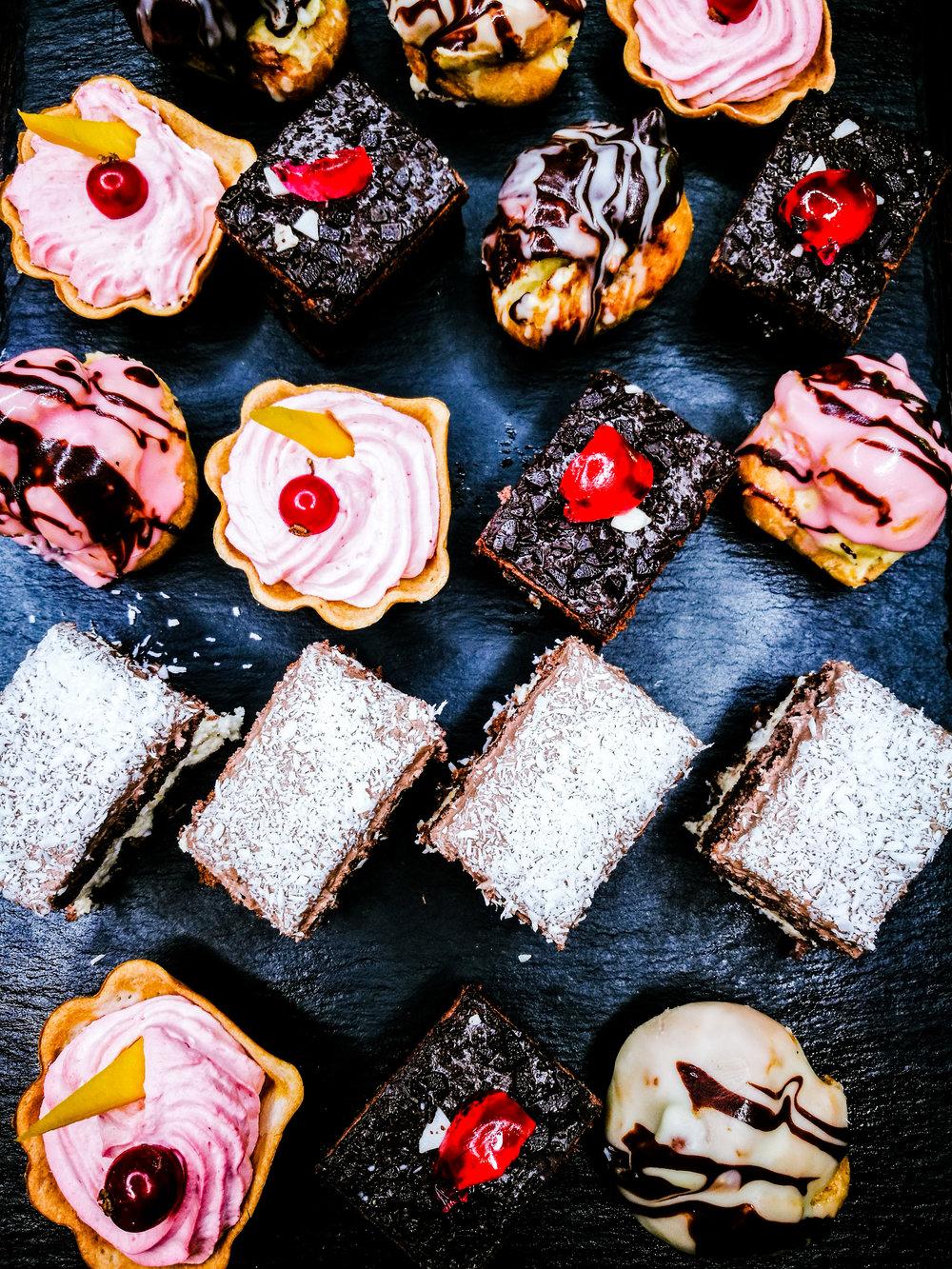Mmmm. Cakes!