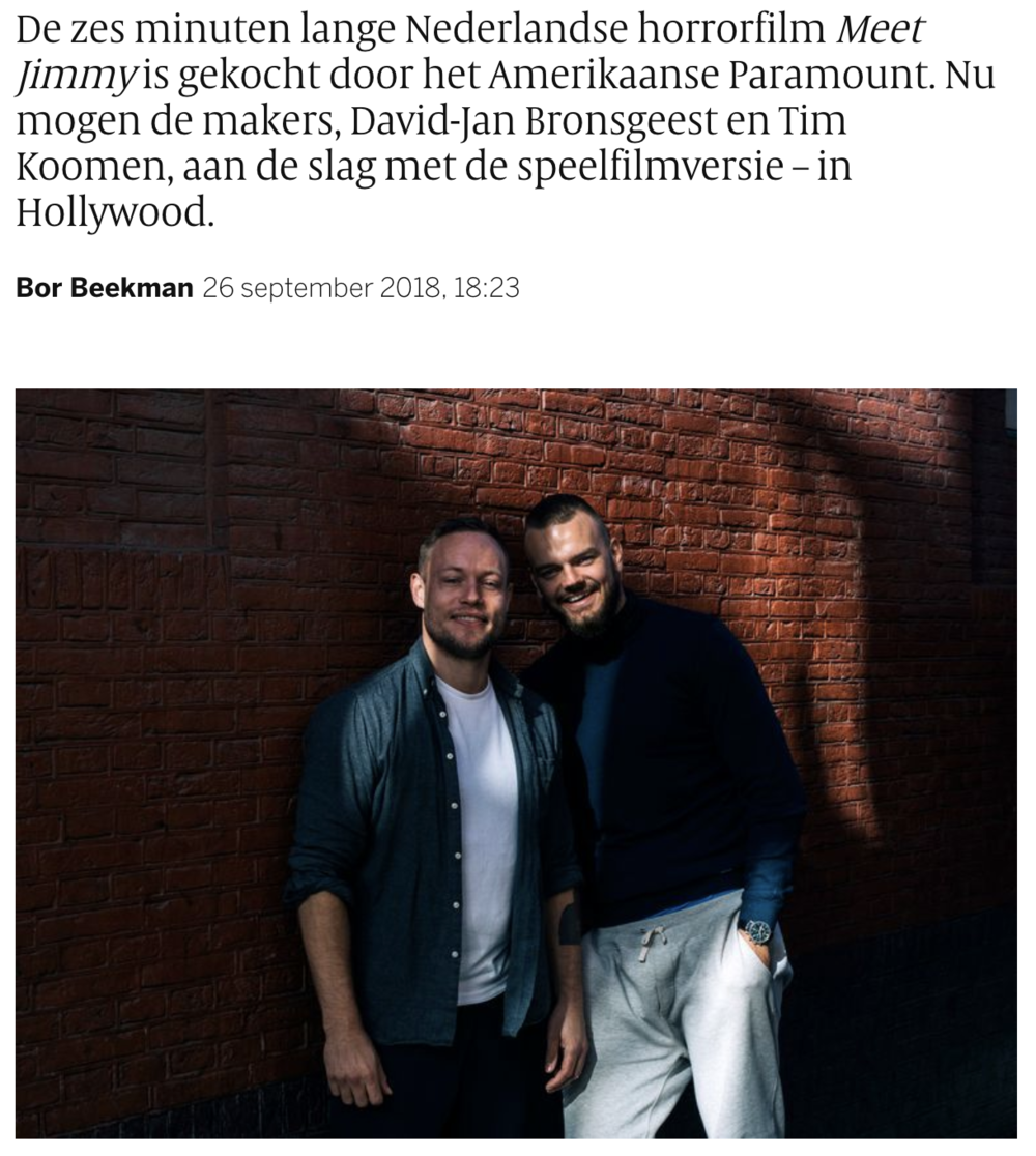 Read the full article at Volkskrant