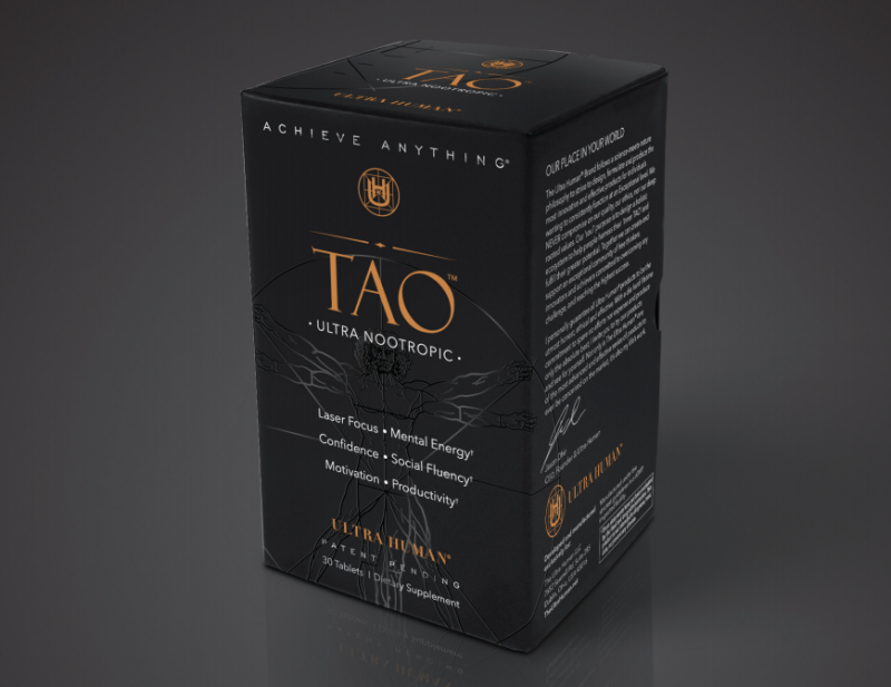 So you're about to invest in a 30, 60 or 90 day supply of a high quality Nootropic... - Like TAO by Ultra Human, to maximize the ROI on that investment I suggest that you plan a simultaneous productivity sprint of equal duration.